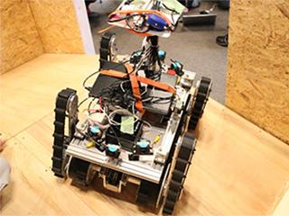 災害対応ロボット産業事業への参加