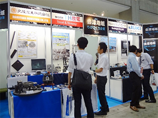 第19回機械要素技術展へ出展(東京ビックサイト)