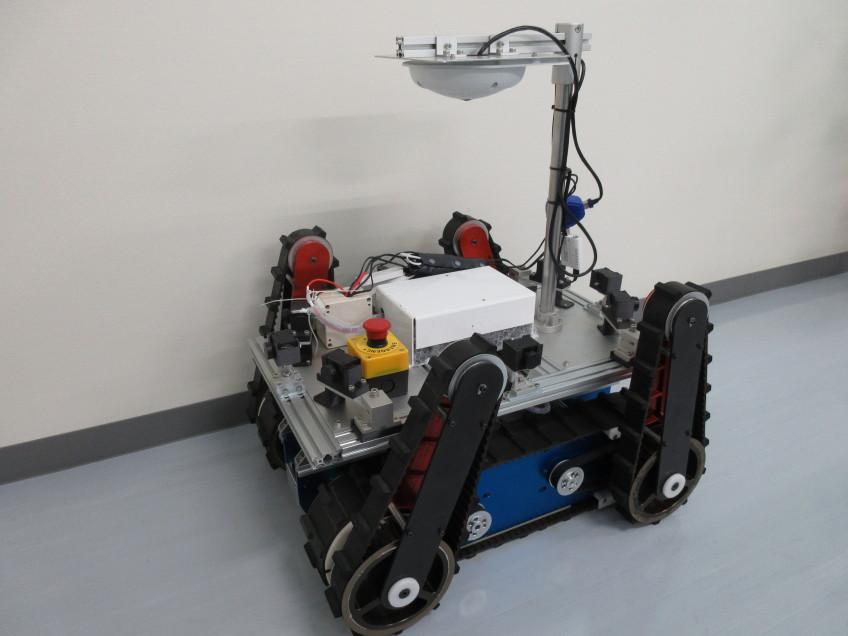 ロボット製作アイディア募集!